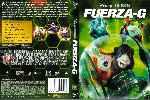 miniatura Fuerza G Region 1 4 Por Seba19 cover dvd