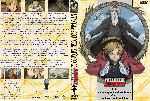 miniatura Fullmetal Alchemist 2003 El Conquistador De Shamballa Custom Por Renkai7 cover dvd