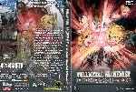 miniatura Fullmetal Alchemist 2003 La Estrella Sagrada De Milos Custom Por Maxito25 cover dvd