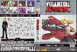 miniatura Fullmetal Alchemist 2003 Volumen 01 Por Jenova cover dvd