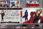 miniatura Fullmetal Alchemist Volumen 03 Por Jenova cover dvd