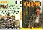 miniatura Gallipoli Region 4 Por Osnevali cover dvd