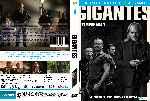miniatura Gigantes Temporada 01 Custom Por Pmc07 cover dvd