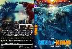 miniatura Godzilla Vs Kong Custom V2 Por Mauririo3 cover dvd