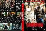 miniatura Gomorra 2014 Temporada 01 Custom V2 Por Mackintosh cover dvd