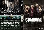 miniatura Gomorra 2014 Temporada 02 Custom Por Maximom cover dvd