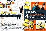 miniatura Gru Mi Villano Favorito Coleccion Custom Por Lolocapri cover dvd