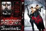 miniatura Hansel Y Gretel Cazadores De Brujas Custom V2 Por Negrobarreiro cover dvd