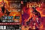 miniatura Hellboy 2019 Custom V3 Por Lolocapri cover dvd
