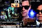 miniatura Hombres De Negro Internacional Custom V2 Por Jhongilmon cover dvd