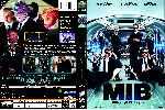 miniatura Hombres De Negro Internacional Custom V3 Por Jhongilmon cover dvd