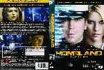 miniatura Homeland Temporada 01 Custom V5 Por Lolocapri cover dvd