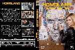 miniatura Homeland Temporada 02 Custom V2 Por Charter28 cover dvd