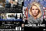 miniatura Homeland Temporada 08 Custom Por Lolocapri cover dvd