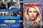 miniatura Homeland Temporada 08 Custom V2 Por Taringa cover dvd