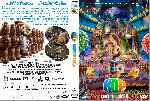 miniatura Hop Rebelde Sin Pascua Custom V2 Por Damisei cover dvd