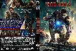 miniatura Iron Man 3 Custom V2 Por Sorete22 cover dvd