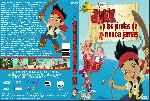 miniatura Jake Y Los Piratas De Nunca Jamas Custom Por Jonander1 cover dvd