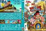 miniatura Jake Y Los Piratas De Nunca Jamas Jake Salva A Bucky Custom Por Jonander1 cover dvd