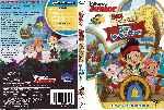 miniatura Jake Y Los Piratas De Nunca Jamas Jake Salva A Bucky Por Centuryon1 cover dvd