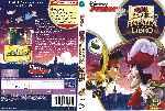 miniatura Jake Y Los Piratas De Nunca Jamas La Batalla Del Libro Por Centuryon cover dvd