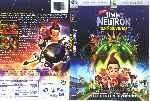 miniatura Jimmy Neutron El Nino Inventor Por Seaworld cover dvd