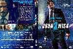 miniatura John Wick Capitulo 3 Parabellum Custom Por Lolocapri cover dvd