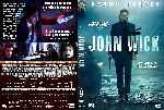 miniatura John Wick Custom V3 Por Lolocapri cover dvd