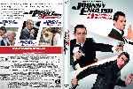 miniatura Johnny English Coleccion 3 Peliculas Custom Por Kitxuman cover dvd