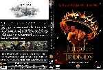 miniatura Juego De Tronos Temporada 02 Custom V2 Por Capapey cover dvd