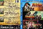 miniatura Jumanji Coleccion 3 Peliculas Custom Por Lolocapri cover dvd