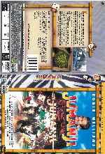 miniatura Jumanji Edicion Del Coleccionista Por Songin cover dvd