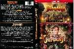 miniatura Jumanji Jumanji Bienvenidos A La Jungla Pack Por Songin cover dvd