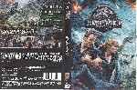 miniatura Jurassic World El Reino Caido Por Songin cover dvd