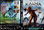 miniatura Kaena La Profecia Ustom V3 Por Pichichus 3r cover dvd