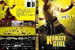 miniatura Karate Girl 2011 Custom Por Almirantebron cover dvd