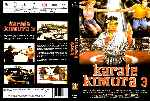 miniatura Karate Kimura 3 Custom Por Frances cover dvd