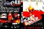 miniatura Kart Racer Coches De Fuego Por Frances cover dvd