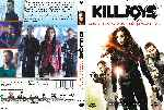 miniatura Killjoys Temporada 05 Custom Por Lolocapri cover dvd