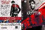 miniatura Krypton Temporada 02 Custom Por Lolocapri cover dvd