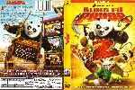 miniatura Kung Fu Panda 2 Alquiler Por Eltamba cover dvd