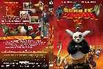 miniatura Kung Fu Panda 2 Custom V2 Por Comprapirata cover dvd