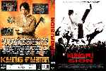 miniatura Kung Fu Sion Custom Por Sergiolos cover dvd
