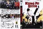 miniatura Kung Fu Sion Por Malevaje cover dvd