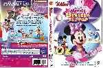miniatura La Casa De Mickey Mouse Minnie Estrella Del Pop Por Centuryon cover dvd