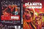 miniatura La Conquista Del Planeta De Los Simios Por Lankis cover dvd