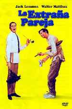 miniatura La Extrana Pareja Inlay 02 Por Gero1 cover dvd
