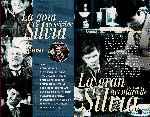 miniatura La Gran Aventura De Silvia Inlay 01 Por Ximo Raval cover dvd