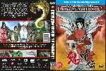 miniatura La Leyenda Del Dragon Milenario Custom Por Jonander1 cover dvd