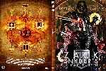 miniatura La Liga De La Justicia De Zack Snyder Custom V3 Por Morgandexter cover dvd